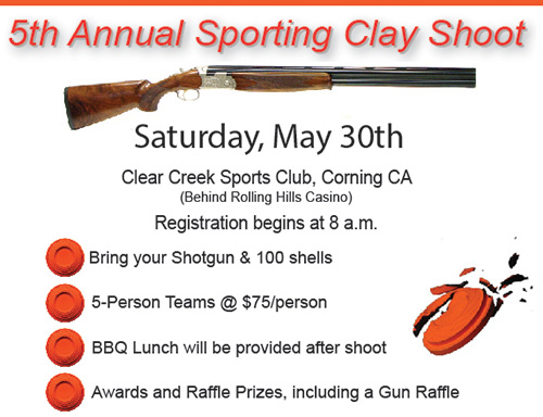 5th Annual Sporting Clay Shoot 2020