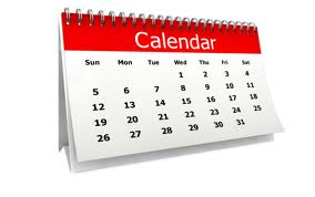 Please click on the calendar icon to see the most up to date lodge information.