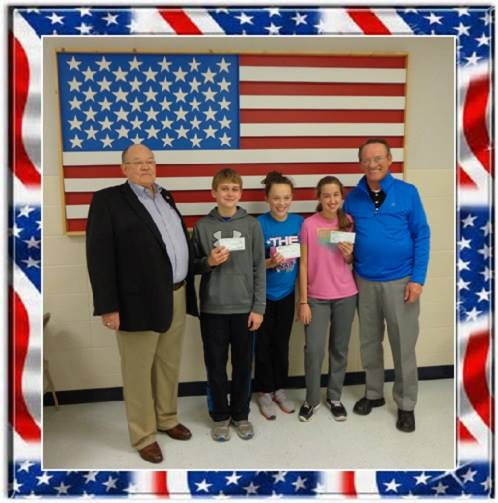 elks essay contest winners The annual elks americanism essay contest is a program of the elks' grand lodge fraternal committee, this contest is for students in 5th through 8th grades and is.