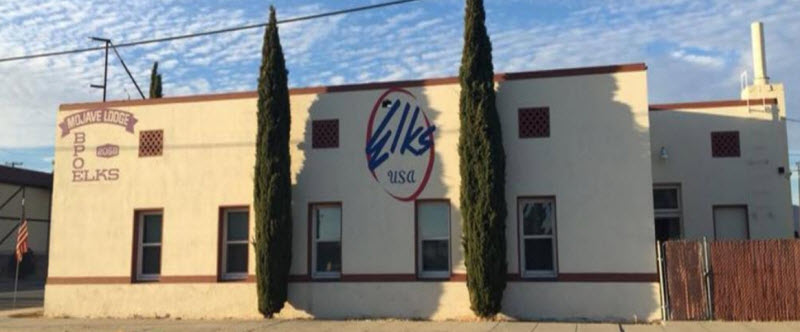 Mojave Elks Lodge #2059