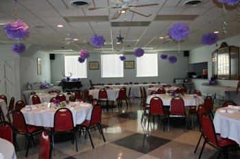 Elks Org Lodge 2194 Facilities