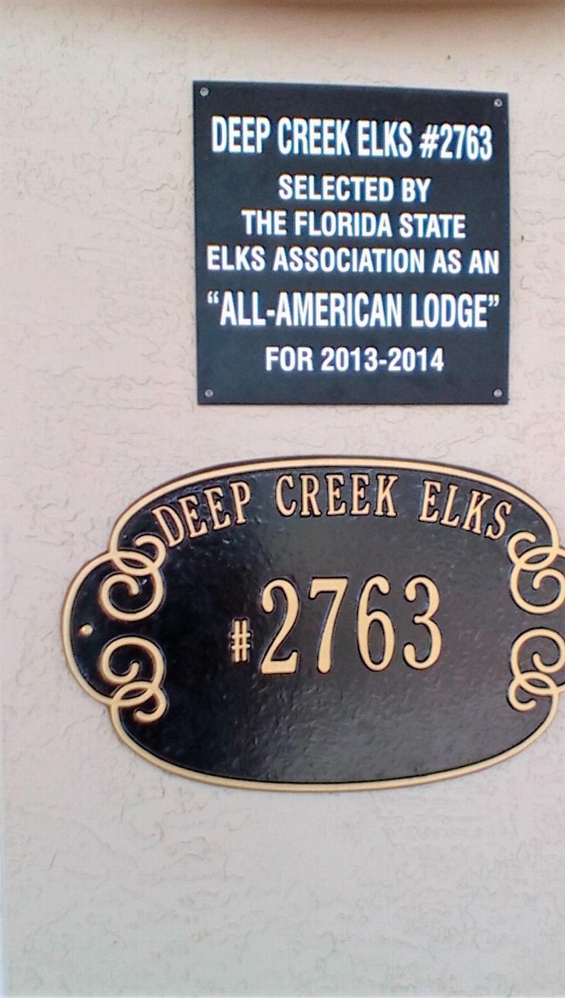 Deep Creek Elks Lodge #2763
