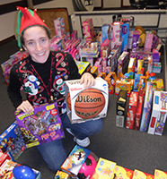 Erika Barger Christmas