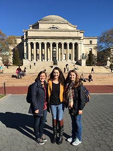 Columbia Visit