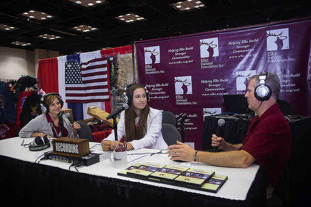 Season 2 featured five episodes recorded in the exhibit hall at the 2105 Elks National Convention in Indianapolis.