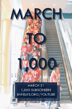 March to 1,000 Scholars at 150 photo