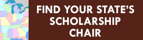 Find your state's Scholarship Chair