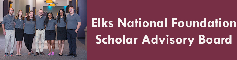 Elks Scholar Advisory Board