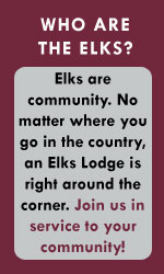 Learn about the Elks!
