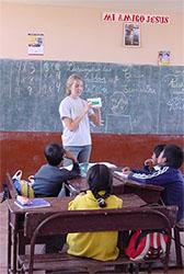 Peru Teaching