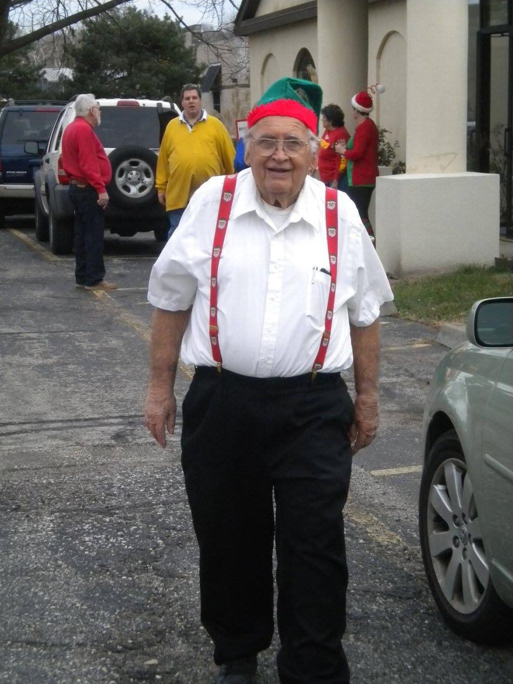 PER Bob McGehee, Sr. - Top Elf