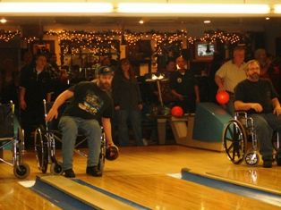 Wheelchair Bowling Event to Benefit