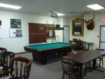 another view of the Pool table area