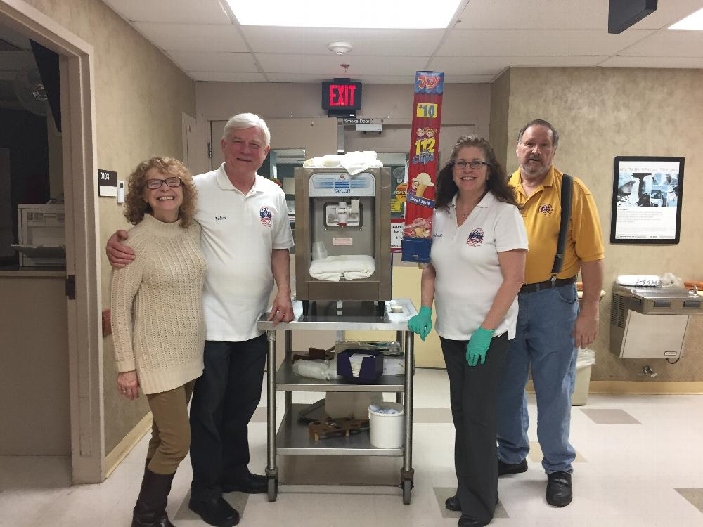 Our members visited the Albany Stratton VA Medical Center on February 26, 2017!