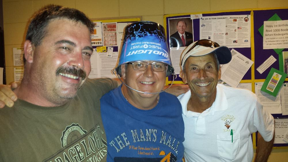 Fun times at the Annual Fall Corn Feed and Bean Bag Tournament at the Stillwater Elks Lodge.