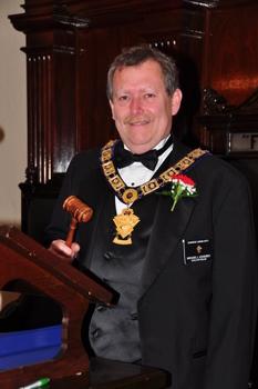 2010-11 Exalted Ruler, Michael Loughrey