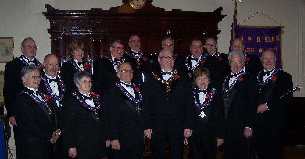 2015-16 Lodge Officers