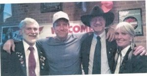 Bruce Beckman E.R, Mike Rowe, Mark Gregory, and Shawn Frizzell. 2011