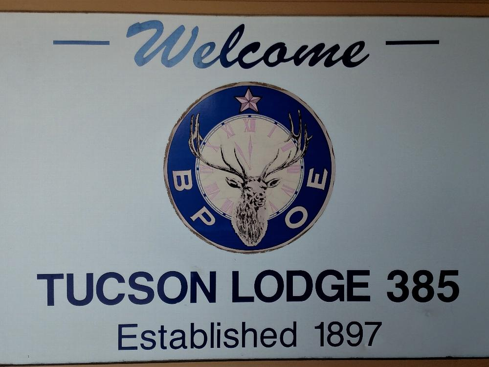 Welcome to Elks Lodge 385.