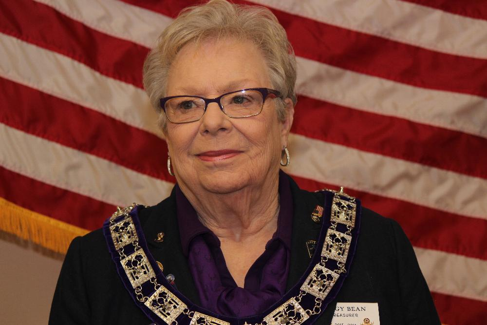 Treasurer: Peggy Bean