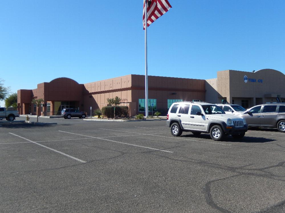 Yuma Elks Lodge Building