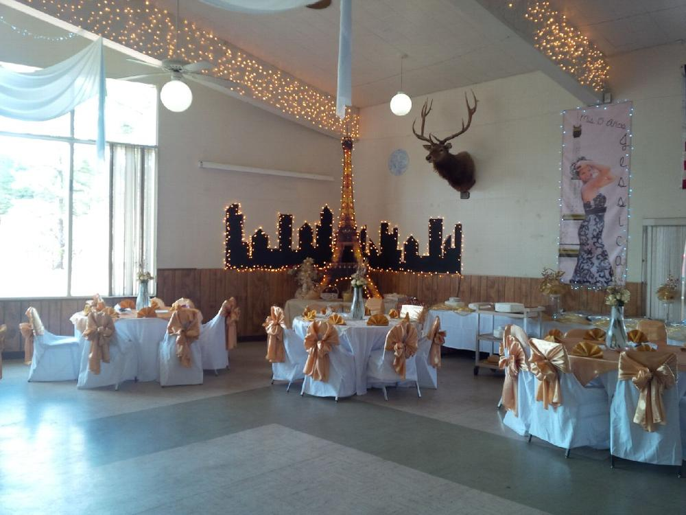 Function Room: example #1 of an event setup.