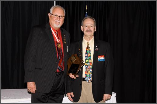 Dennis Daley - State Elk of the Year