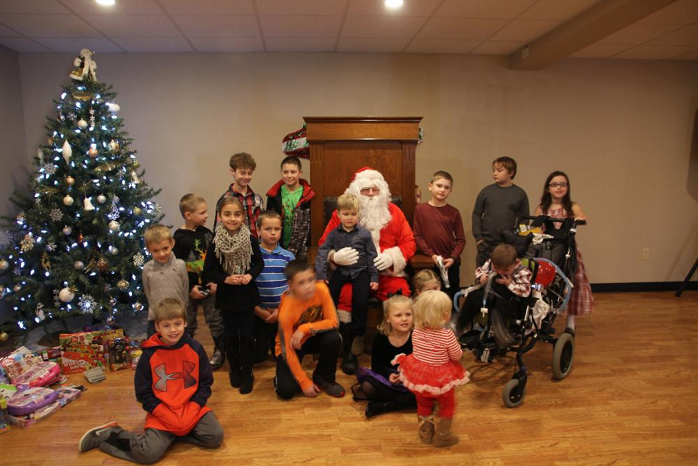 2016 Children's Christmas Party