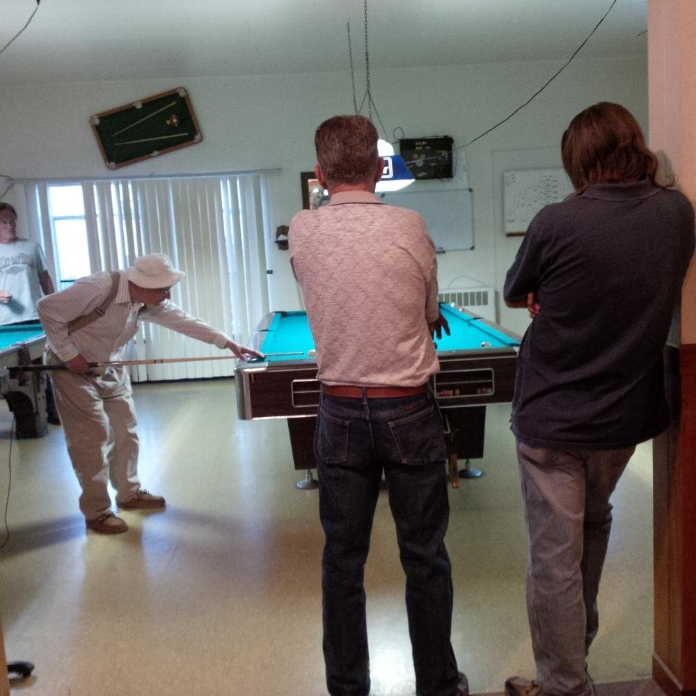 Pool League 2015- ages 19-90!