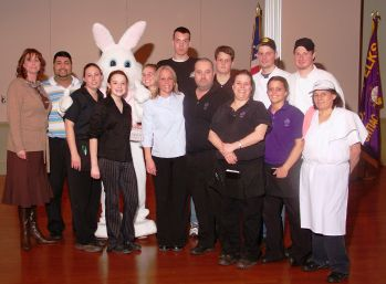 Easter Staff Photo