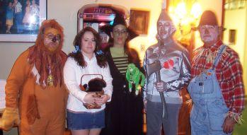 Happy Halloween! Costume Party