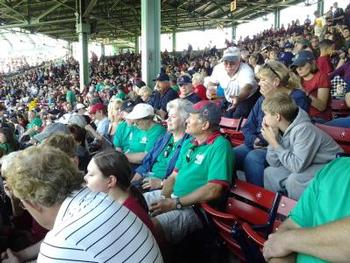 Fenway Park Fundraiser for Silver Towers