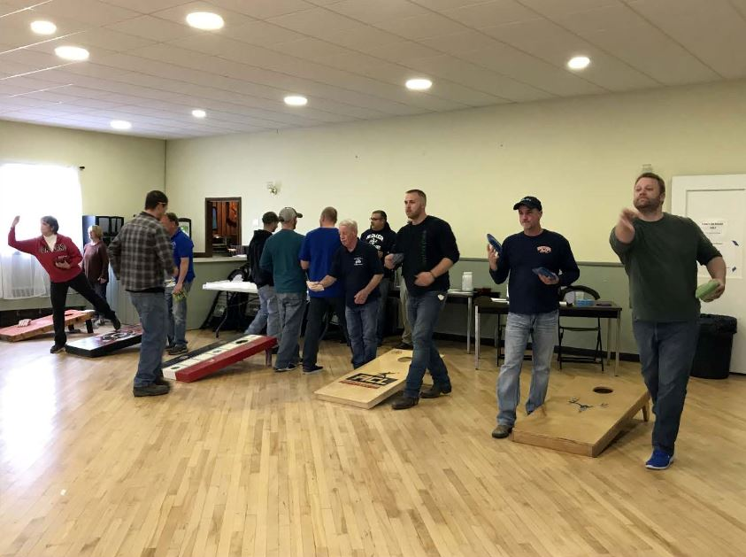 2019 South Central District Winter Olympics:  Corn Hole Tournament hosted by Homer Lodge #2506 - Sunday April 28th