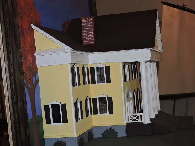 2019 Youth Recognition Dinner: OAMS Architecture Awareness Club Project (side view)