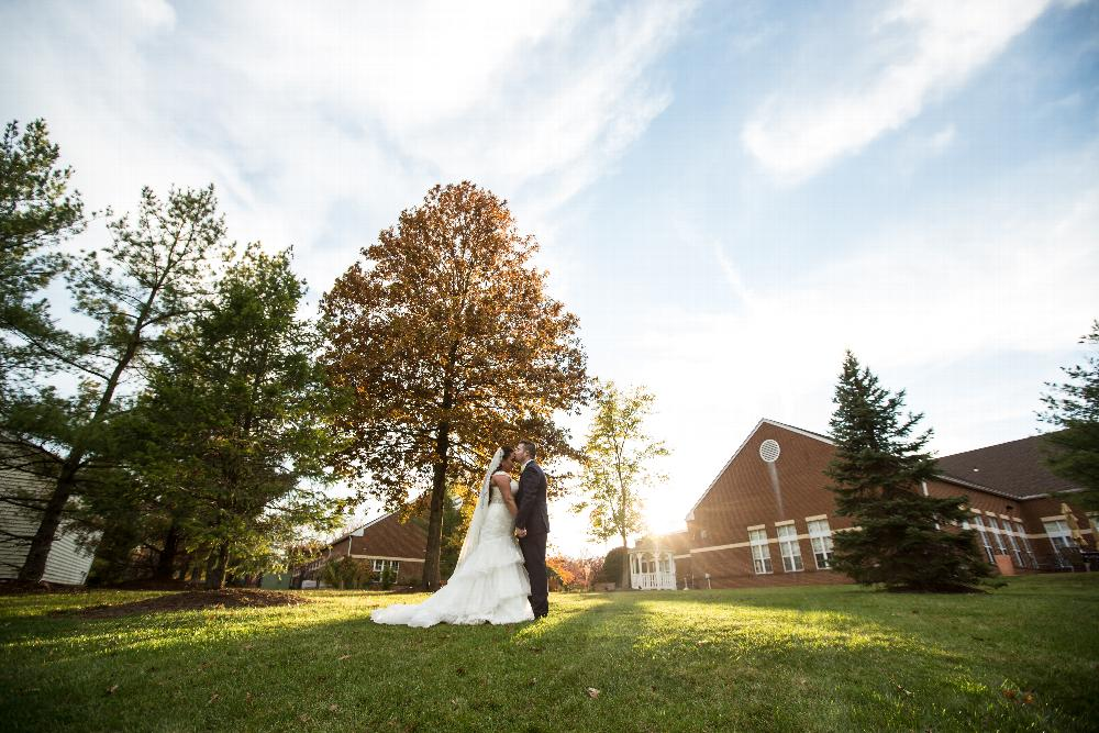 Our garden and patio is the perfect backdrop for an outdoor ceremony and photographs.