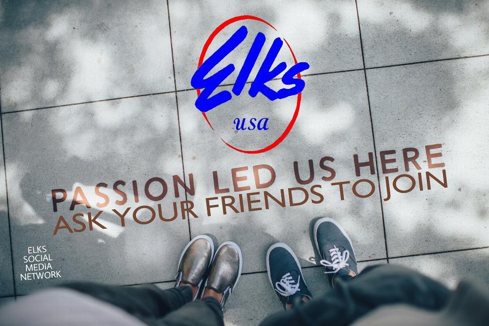 Passion new beginnings social media