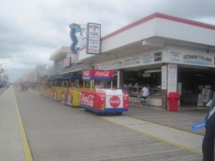 Watch the tram car please, wa wa wa watch the tram car please... (need to be from NJ to understand this one)