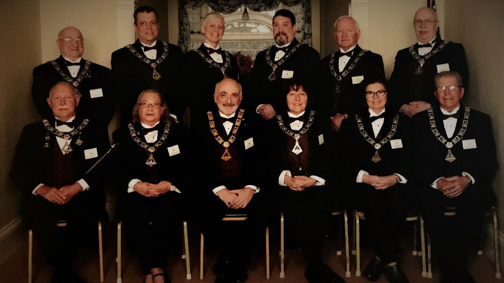2018/2019 Lodge Officers