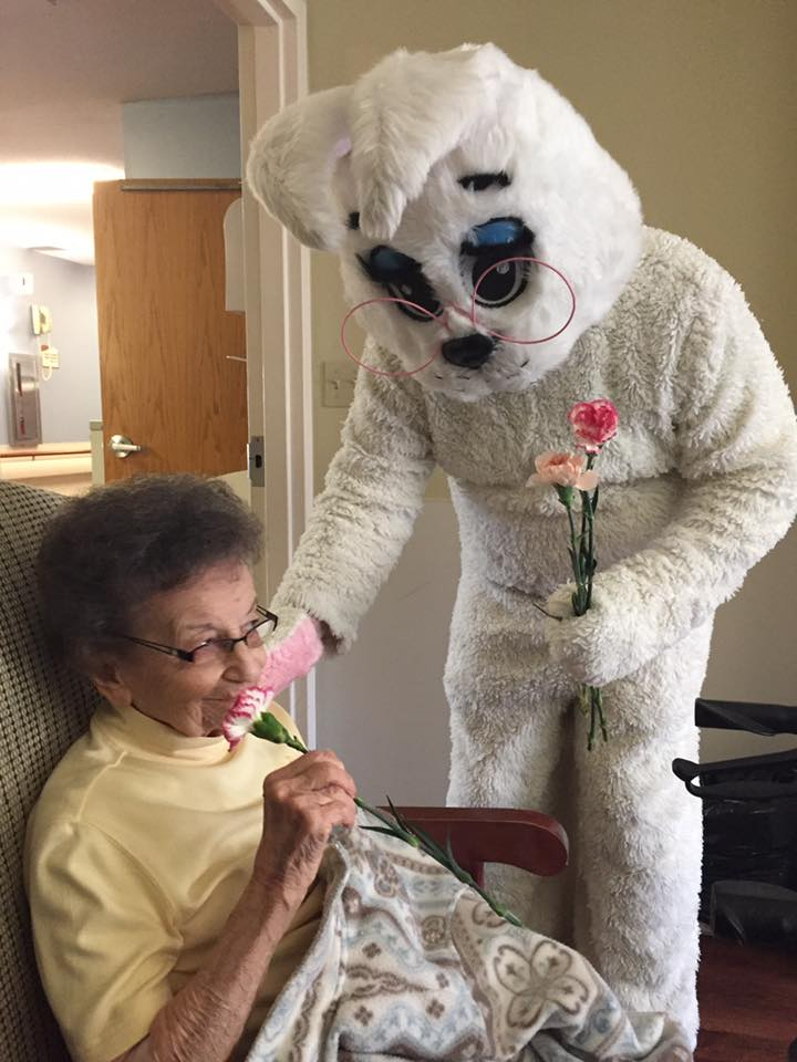Easter Bunny Project