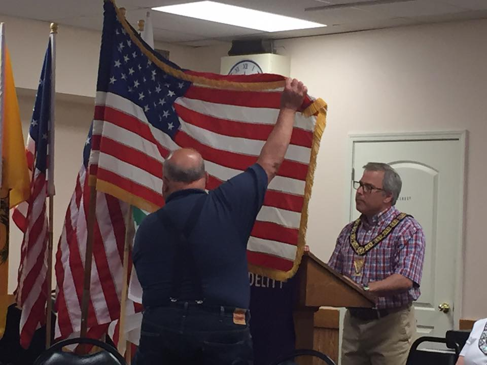 Flag Day Observance
