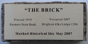 The Brick Today