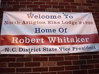 Bob Whitaker, N.C. District State Vice President