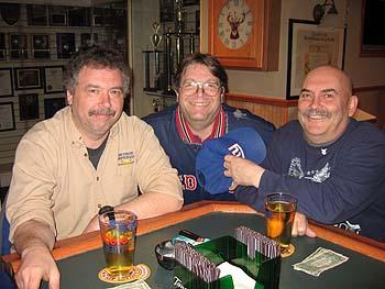 L to R ~ Bobby Neale, JR, & Bob Lew.