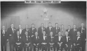 Lodge 2067 Instituted March 30, 1958