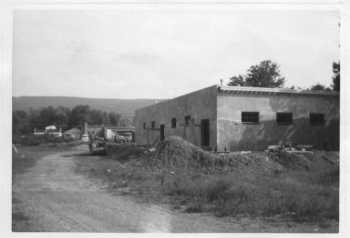 Construction of Building - 1959