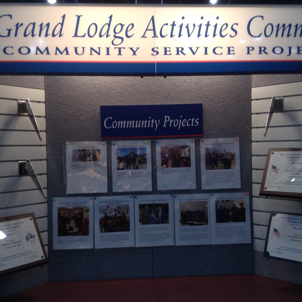 West Milford Events Make it to Grand Lodge Convention