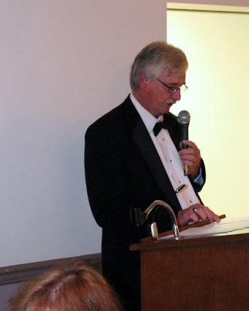 50th Gala Celebration Master of Ceremonies Jay Nave,PER