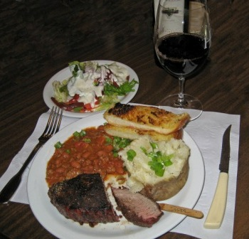 Cook your own Steak/Chicken - Last Friday of each month. Please call to make reservations. See you soon!