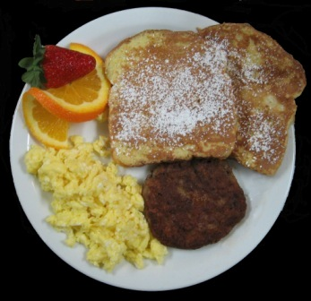 Sunday Breakfast 2nd & 4th of each month - Please call to make reservations. See you soon!