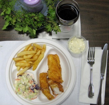 Friday Fish Fry - Please call to make reservations. See you soon!